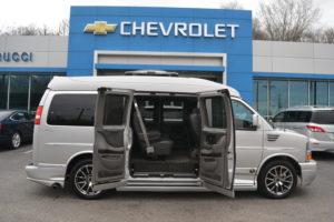 Used AWD Conversion Vans