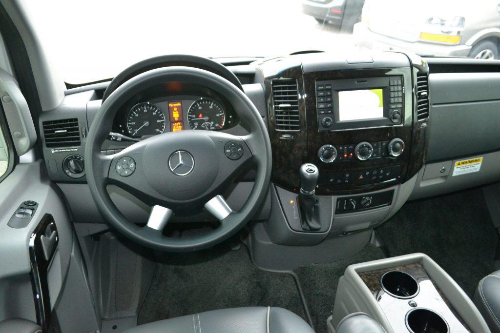 2016 Mercedes Sprinter - Explorer Conversion - Mike Castrucci