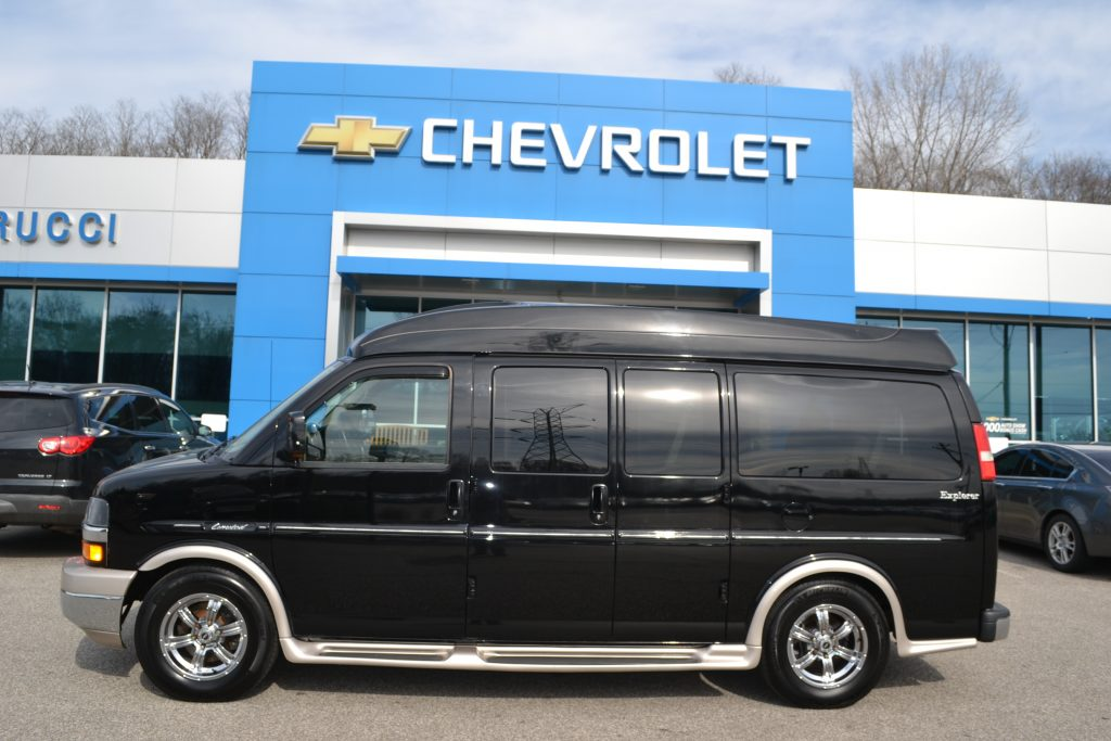 2012 Chevrolet Express Explorer Limited Hi Top Conversion Van Land
