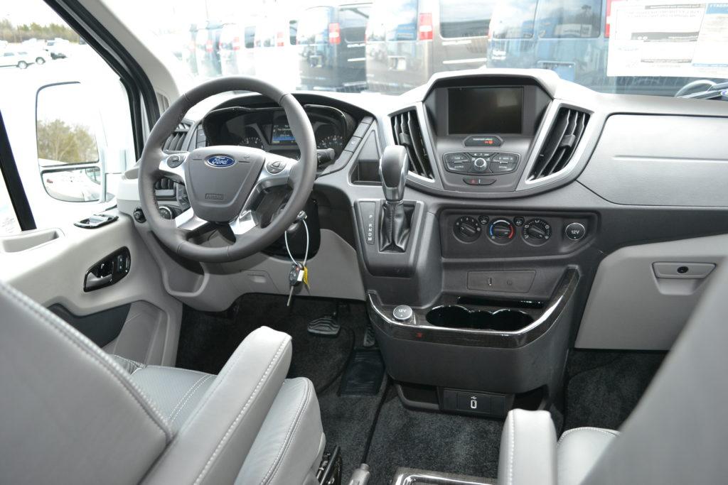 Mike Castrucci Ford >> 2018 Ford Transit 150 9 Passenger - Explorer Limited SE-VC ...