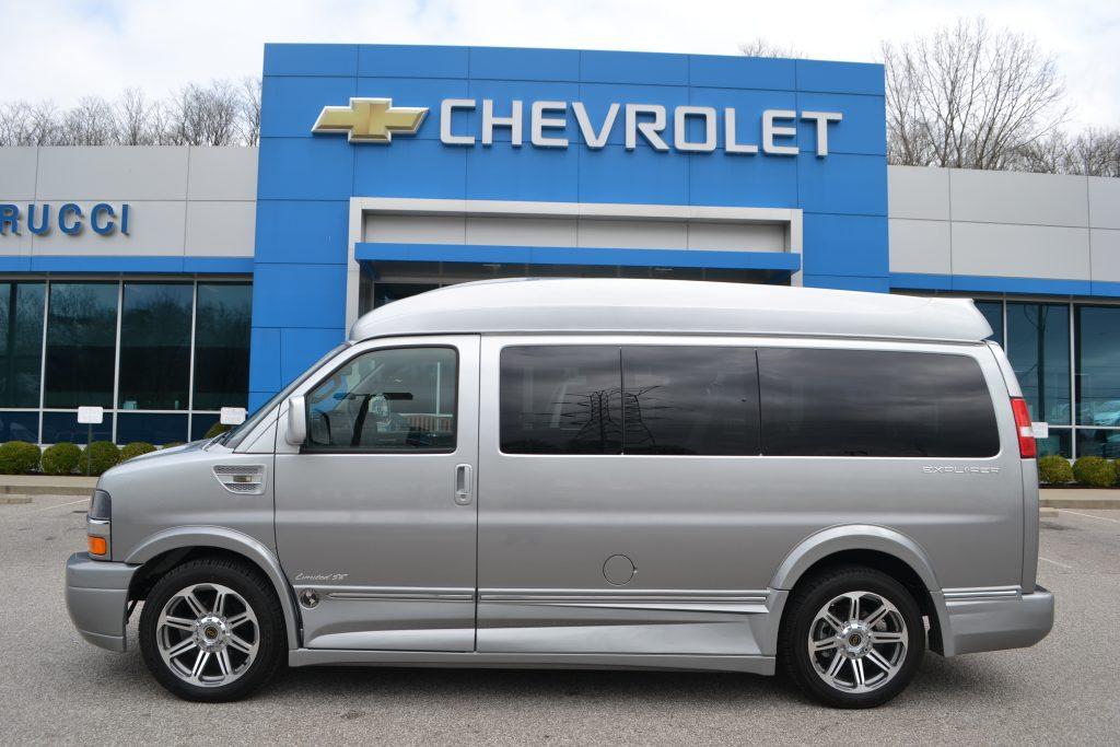 2016 GM Conversion Van Explorer Van Company Conversion Van Land