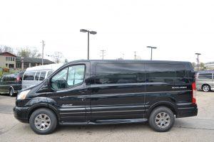 Ford vans by Explorer