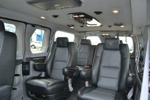 Ford Conversion Interior