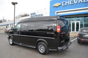 Conversion Van