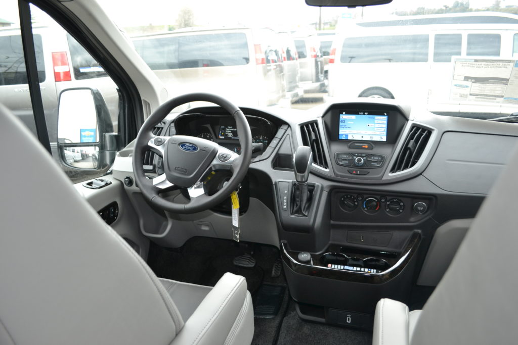 Mike Castrucci Ford >> 2017 Ford Transit 150 - Explorer Limited SE-VC - Mike ...