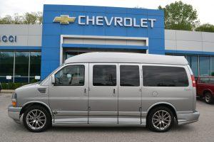 99 chevy express van