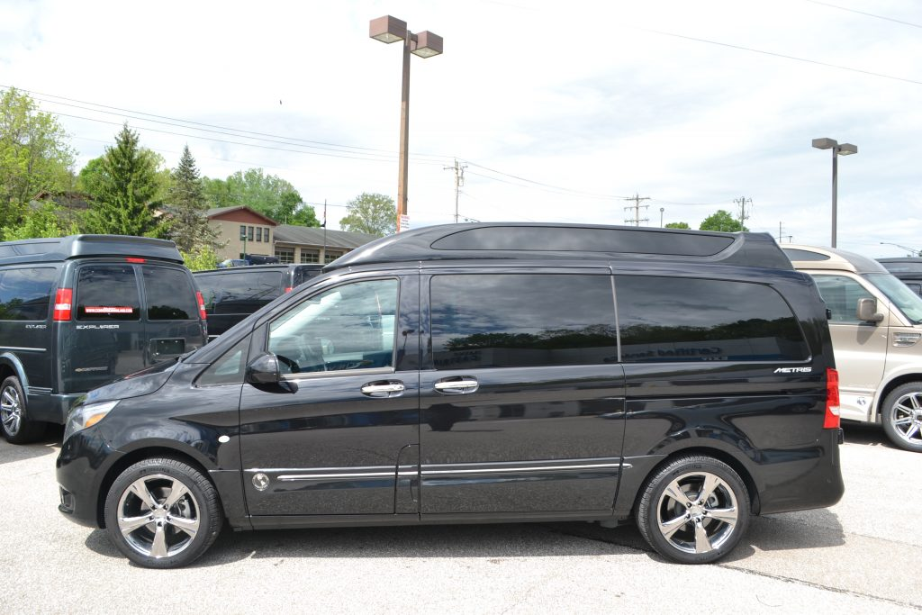 2016 Mercedes Metris By Explorer Van Company Conversion Van Land