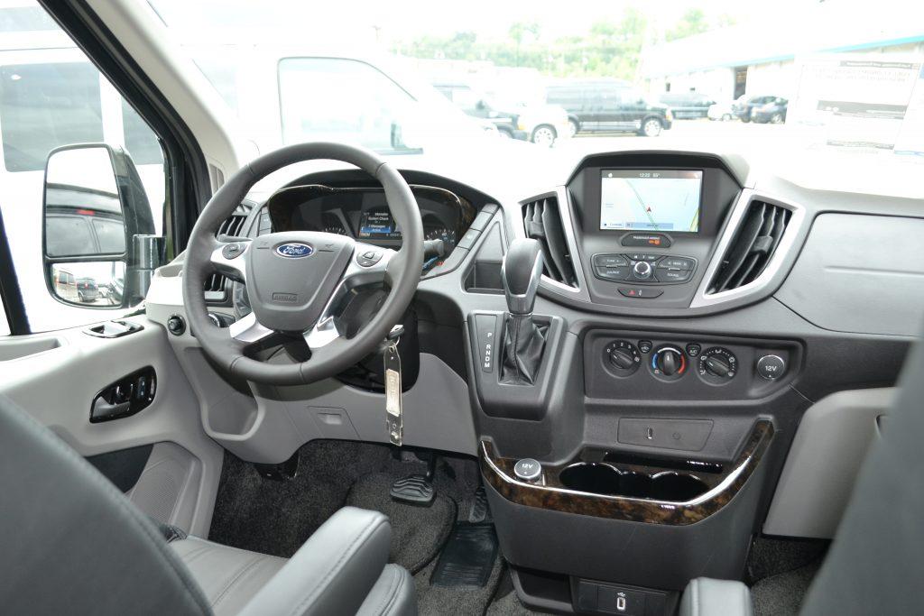 Mike Castrucci Ford >> 2017 Ford Transit 250 Medium Roof - Explorer Limited SE ...