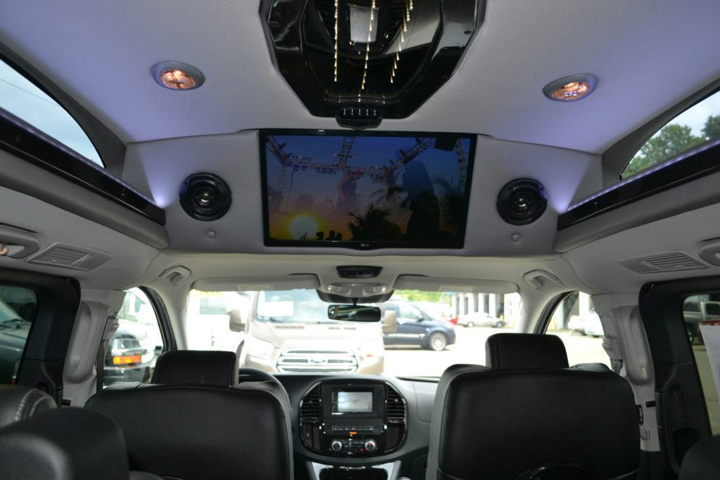 Mercedes Metris By Explorer Van Company Conversion Land