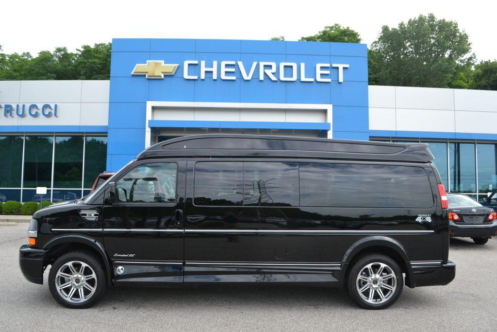 2016 9 Passenger 4X4 Explorer Conversion Van Conversion Van Land