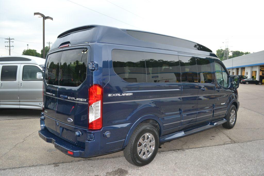 Mike Castrucci Ford >> 2016 Ford Transit 9 Passenger - Explorer Limited SE VC ...