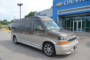 2016 Explorer 9 Passenger Conversion Van