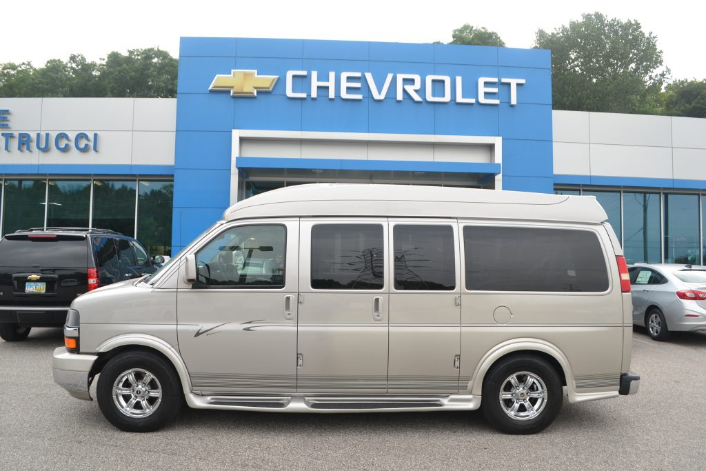 Conversion Van Land