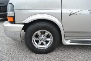 Explorer Chrome Wheel 2008