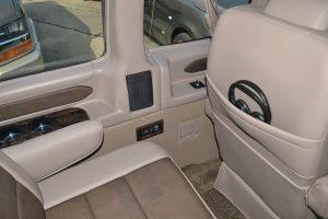 Driver Sidewall USB Charging Ports Explorer Van