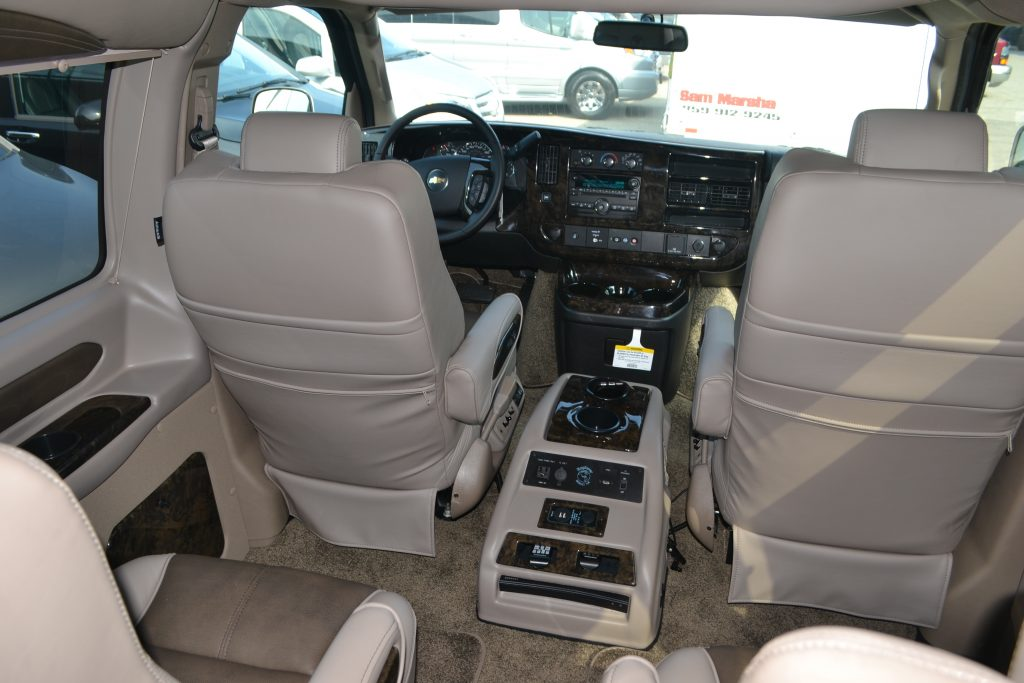 2016 Chevy Express 7 pass - Explorer Limited X-SE - Mike ...