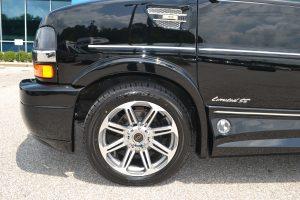 20 inch wheel 2016 Explorer Van Co