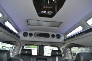2016 Power Rear Sunroof Explorer Conversion Van
