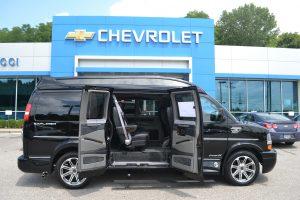 Mike Castrucci Chevrolet #1 Conversion Van Dealer