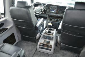 2016 Center Console Explorer Conversion Van