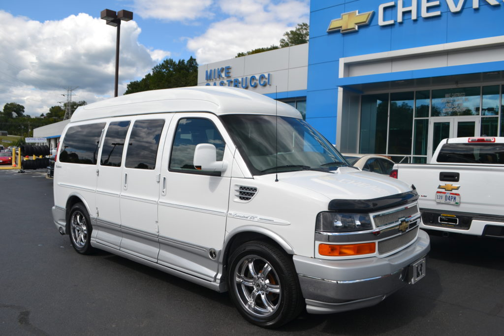 2010 Chevy Express 1500 Explorer Limited X Se Mike