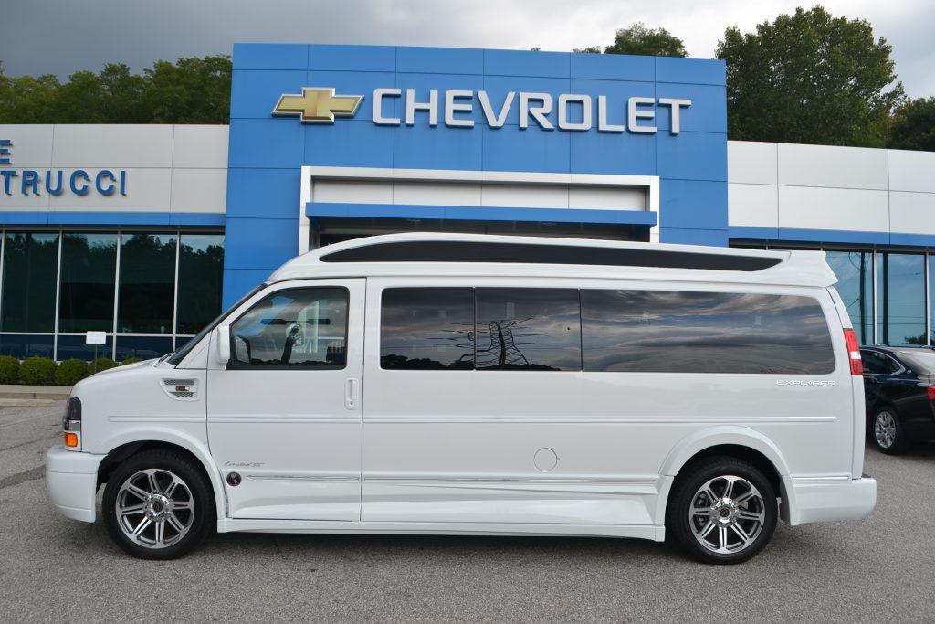 2016 Chevrolet Express 9 Passenger Explorer Limited X-SE
