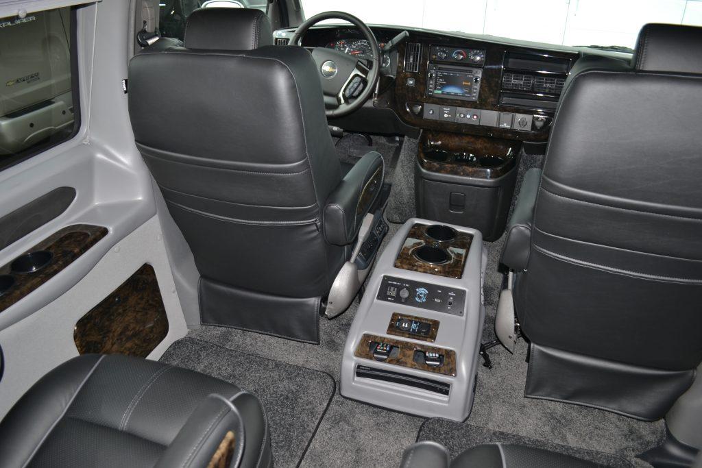 2016 Chevy Express 9 Passenger - Explorer Limited X-SE VC ...