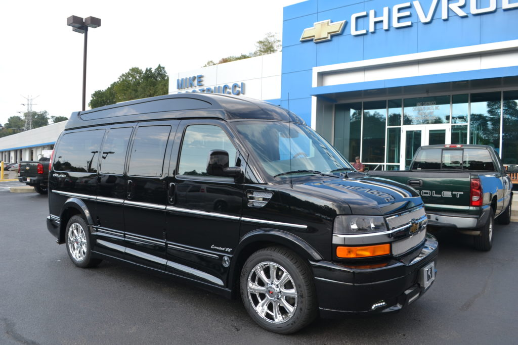 Conversion Van Dealer Mike Castrucci Chevrolet Land