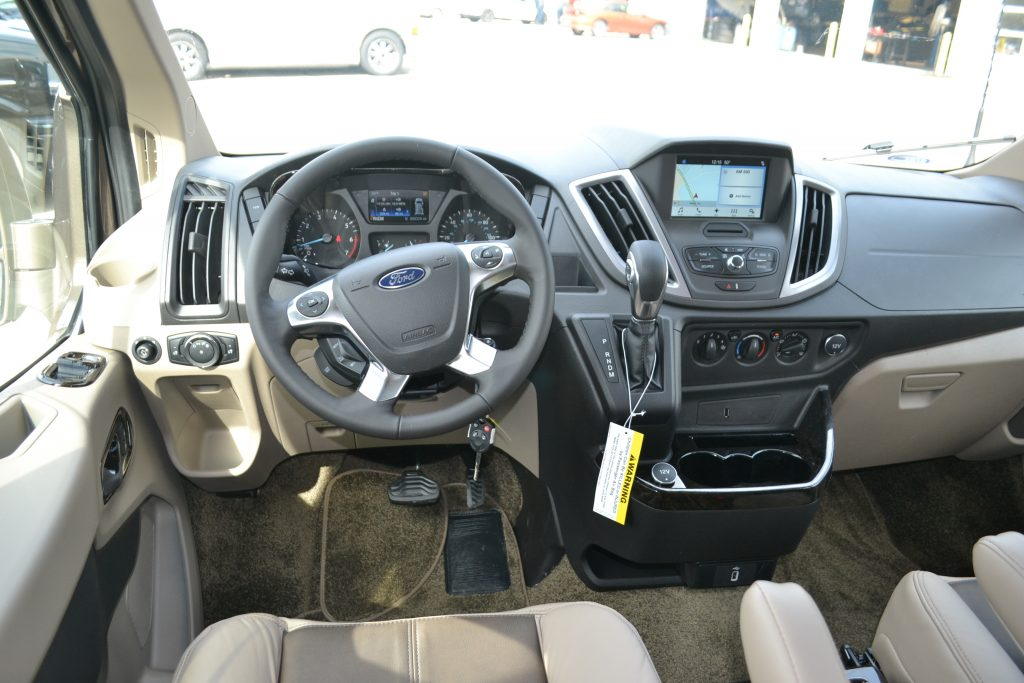 Mike Castrucci Ford >> 2017 Ford Transit 150 - Explorer Limited SE - Mike ...