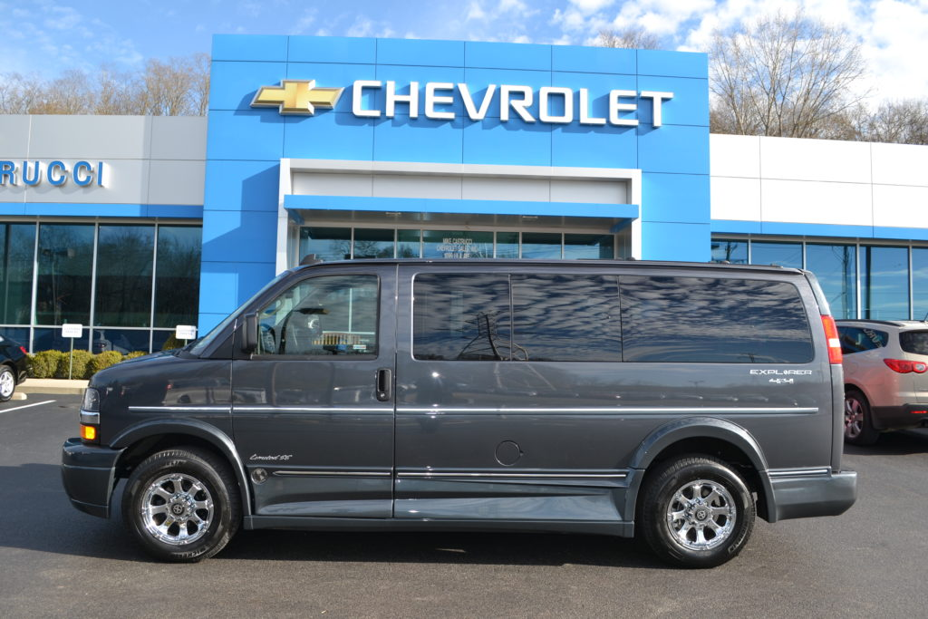 2017 Chevrolet Express 4X4 Explorer Conversion Van Mike Castrucci Chevrolet Conversion Van Land H1336723